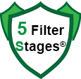 5 stage filter